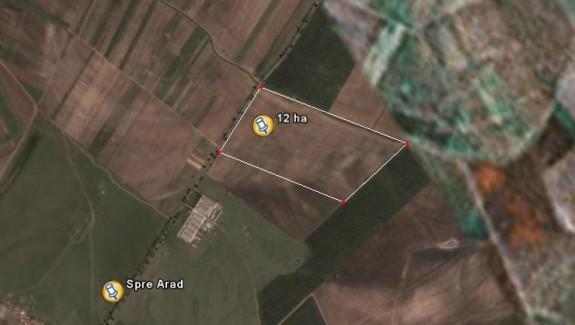 Terenuri Arad